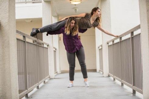 Charlotte Baldiviez & Maddy Lawder